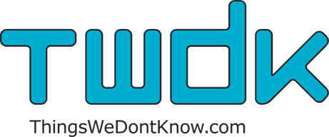 Things We Don't Know logo