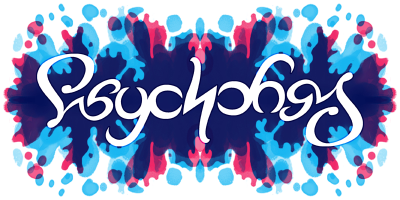 TWDK Psychology doodle by Giles Meakin
