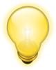 light bulb icon