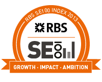 RBS SE100 Social Enterprise Index logo